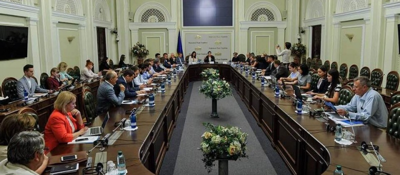 Olena Pavlenko participated in the energy discussion at the parliament