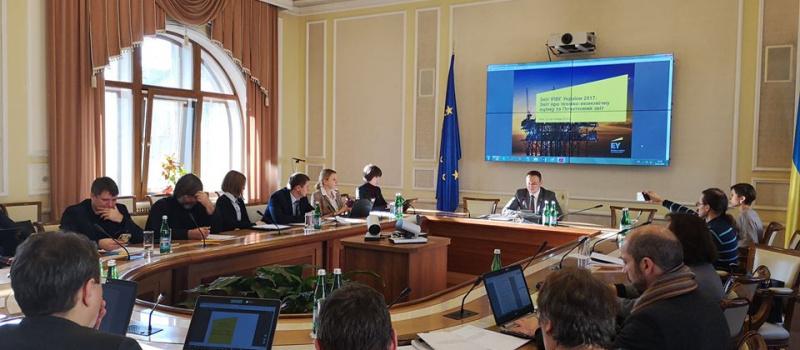 Olena Pavlenko: the EITI implementation process in Ukraine unblocked