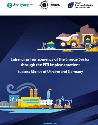 Enhancing Transparency of the Energy Sector through the EITI Implementation: Success Stories of Ukraine and Germany