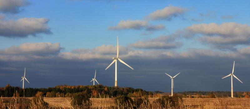 Україна координує зусилля для переходу до чистої енергетики з Європейським Союзом