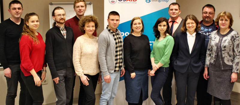 Працювати з open data навчали членів «ЕнергоТранспарентності»