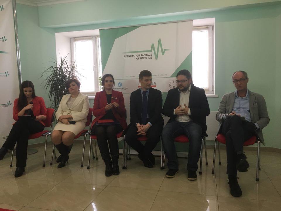 Презентація огляду Reforming Ukraine's Energy Sector