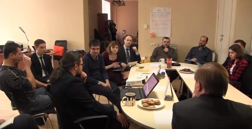 """Відеозвіт із засідання Коаліції в рамках проекту USAID """"Прозора енергетика"""""""