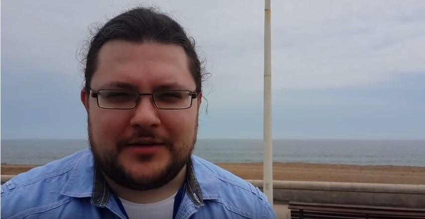Роман Ніцович з Перу (відеоблог) (23.02.16)