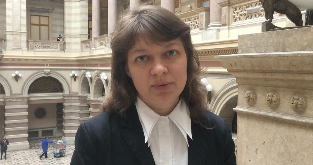 Олена Павленко з Віденського форуму з енергетичного права (05.05.17)