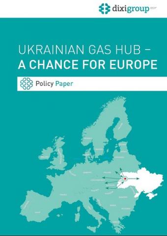 Ukrainian gas hub – a chance for Europe