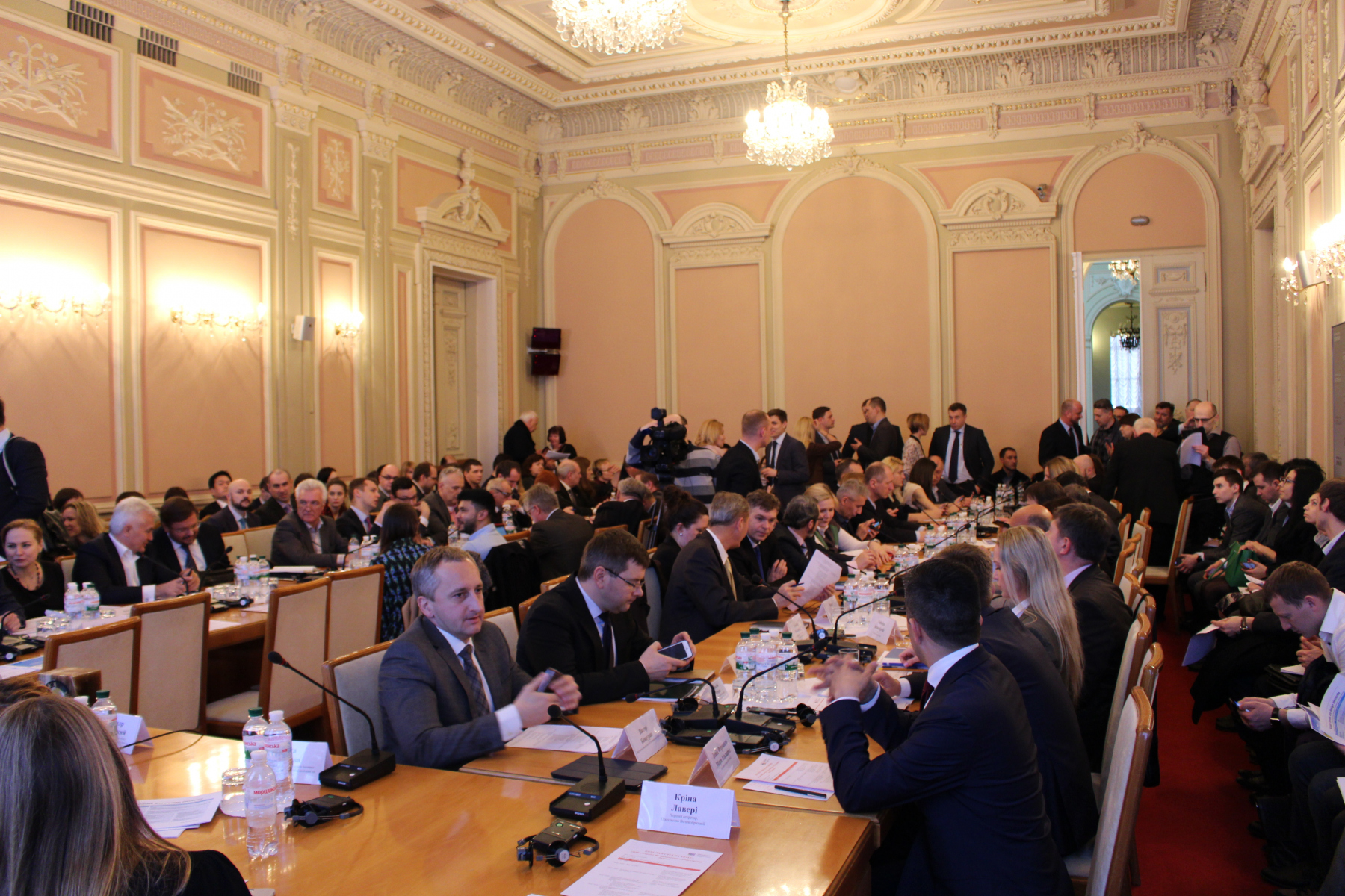 Круглий стіл «ВДЕ в Україні. Як гармонізувати енергетичний баланс» (17.03.17)
