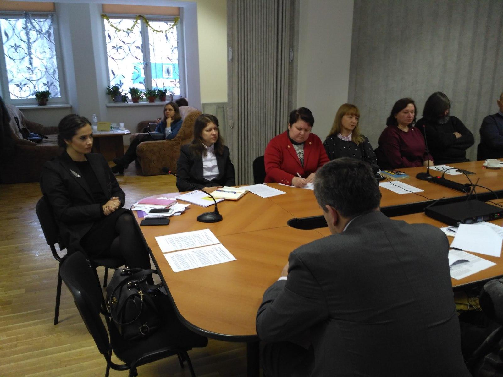 Засідання БГЗО з імплементації ЕІТІ в Україні (18.01.18)