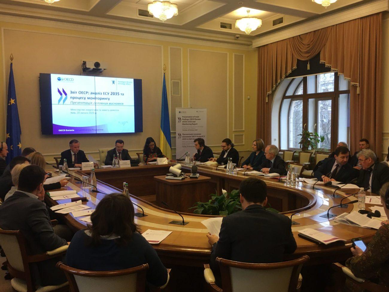 Експерти DiXi Group допомогли оцінити реалізацію Енергетичної стратегії України