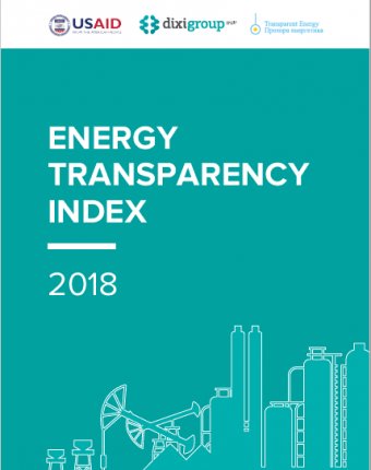 Energy Transparency Index