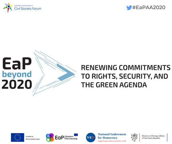 Olena Pavlenko took part in the EaP CSF Forum on Green agenda