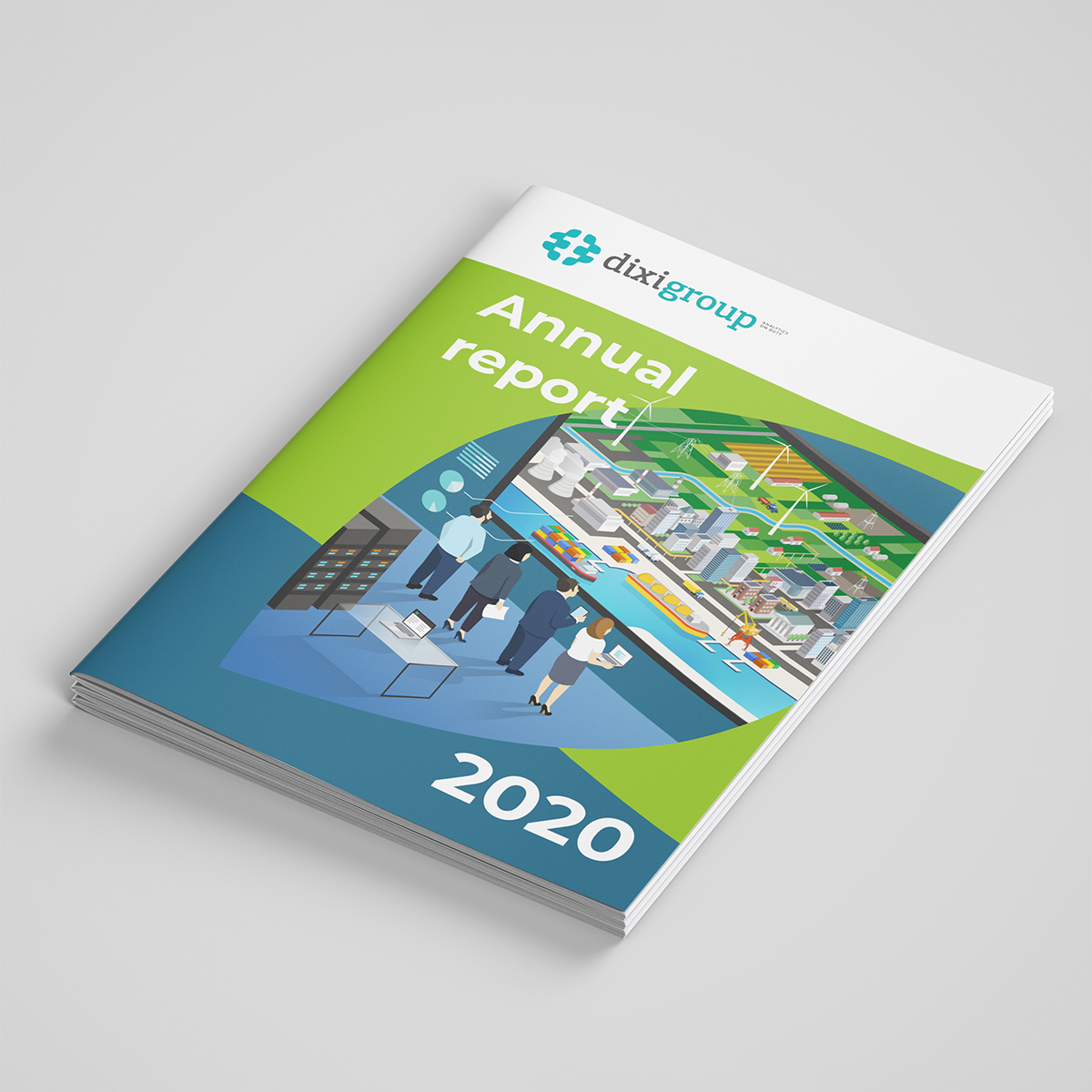DiXi Group Annual Report  2020