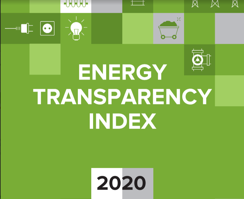 Energy Transparency Index 2020