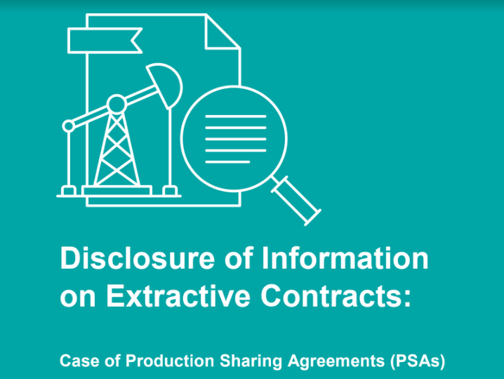 Disclosure of Information on Extractive Contracts: Case of Production Sharing Agreements (PSAs)