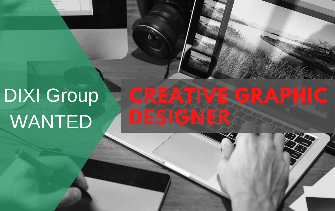 DiXi Group шукає постачальника послуг графічного дизайну